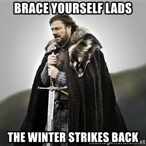 ned stark as the doctor - Brace yourself lads the Winter strikes back