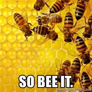 Honeybees -  So Bee it.
