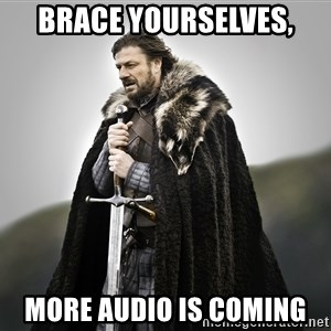 ned stark as the doctor - Brace yourselves, More audio is coming