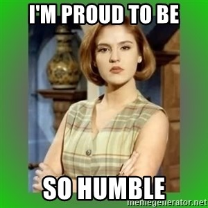 Donya Angelica - I'm Proud to be So Humble