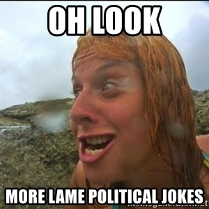 derpy abi - oh look more lame political jokes