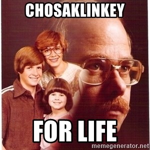 Family Man - CHOSAKLINKEY for life