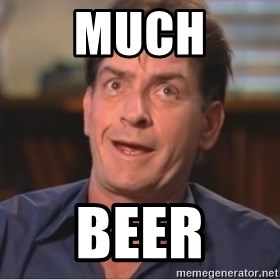 Sheen Derp - much beer