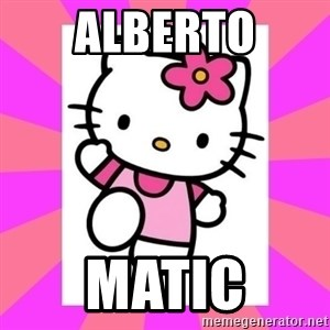 Hello Kitty - alberto matic