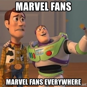 Anonymous, Anonymous Everywhere - Marvel Fans Marvel Fans Everywhere
