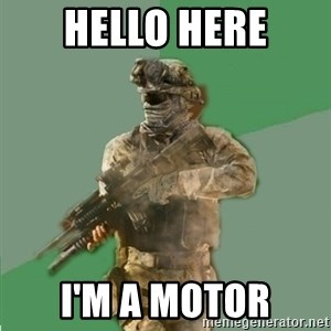 philosoraptor call of duty - hello here i'm a motor
