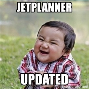 evil plan kid - jetplanner updated