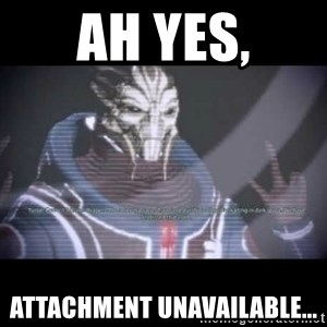 Ah, Yes, Reapers - Ah Yes, Attachment Unavailable...