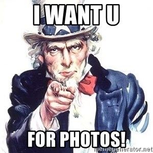Uncle Sam - I want u For photos!