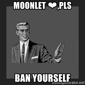 kill yourself guy blank - Moonlet ❤,pls ban yourself