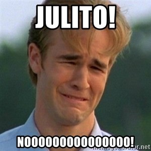 90s Problems - Julito! Nooooooooooooooo!