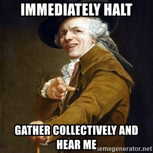 Joseph Ducreaux - Immediately Halt Gather collectively and hear me