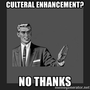 kill yourself guy blank - CULTERal Enhancement? No thanks