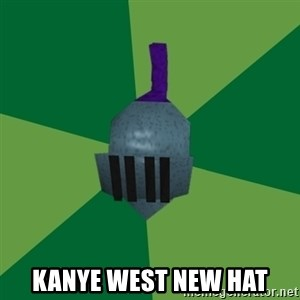 Runescape Advice -  kanye west new hat