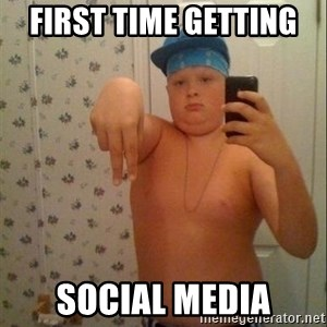 Swagmaster - First time getting  social media