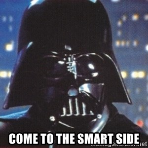 Darth Vader -  Come to the smart side