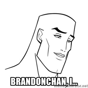 Handsome Face -  Brandonchan, I...