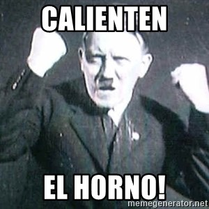 Successful Hitler - Calienten  el horno!
