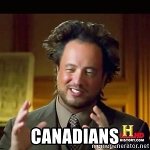 History guy -  CANADIANS