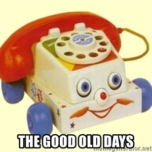 Sinister Phone -  The good old Days