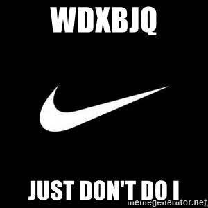 Nike swoosh - wdxbjq Just don't do i