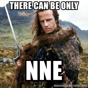 highlander21 - there can be only  nne