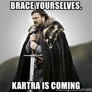ned stark as the doctor - Brace yourselves. Kartra is coming