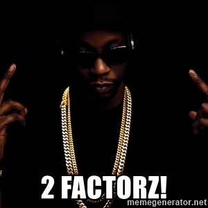 2 Chainz -  2 factorz!