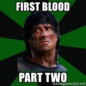 remboraiden - First blood Part two