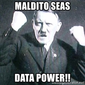 Successful Hitler - Maldito seas Data power!!