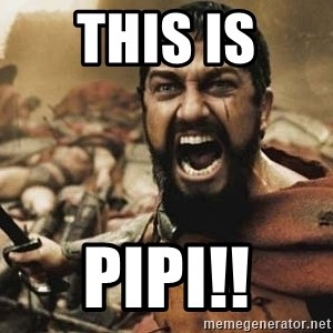 300 - This is Pipi!!