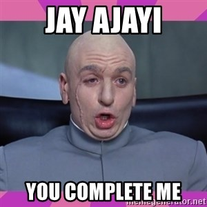 drevil - Jay Ajayi You Complete me