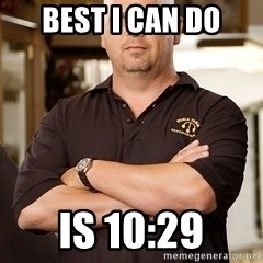 Pawn Stars Rick - Best I can do Is 10:29