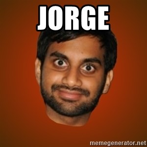 Generic Indian Guy - Jorge