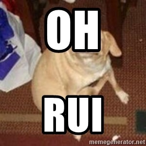 Oh You Dog - OH RUI