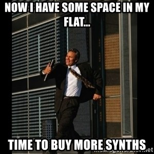 HAHA TIME FOR GUY - Now I have some space in my flat... time to buy more synths