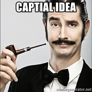 Rich Guy - captial idea