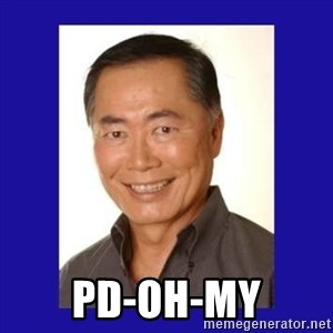 George Takei -  PD-Oh-My