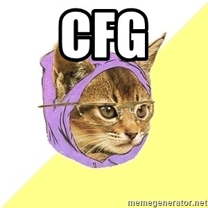 Hipster Kitty - cfg