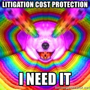 Final Advice Dog - LITIGATION COST PROTECTION I NEED IT
