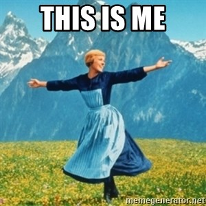 Sound Of Music Lady - This is me