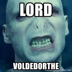 Angry Voldemort - lord voldedorthe