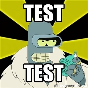 Bender IMHO - test test
