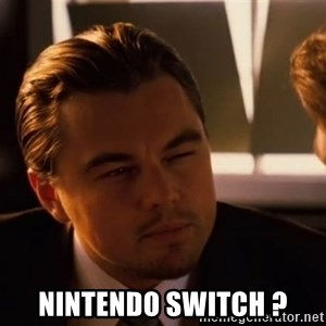 inceptionty -  Nintendo Switch ?