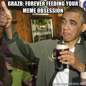 THUMBS UP OBAMA - Grazb: Forever feeding your meme obsession