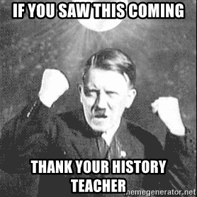 Disco Hitler - If you saw this coming thank your history teacher