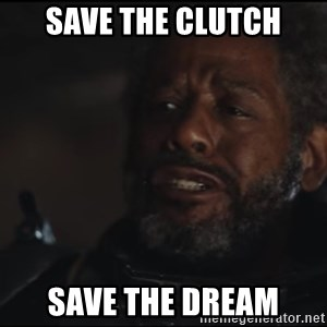 Saw Gerrera - Save the clutch Save the dream