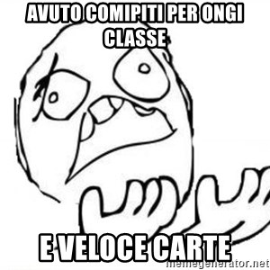 WHY SUFFERING GUY - avuto comipiti per ongi classe e veloce carte
