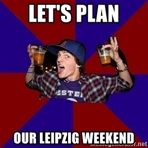 Sunny Student - Let's Plan Our Leipzig Weekend