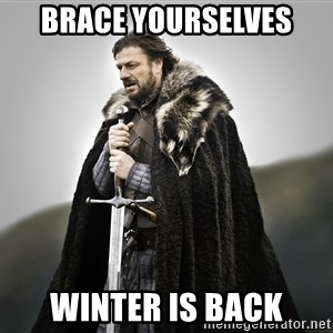 ned stark as the doctor - Brace yourselves Winter is back